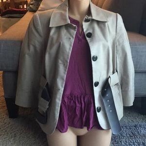 Limited khaki jacket
